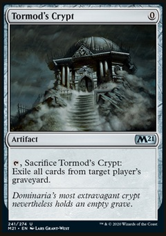 Tormod's Crypt